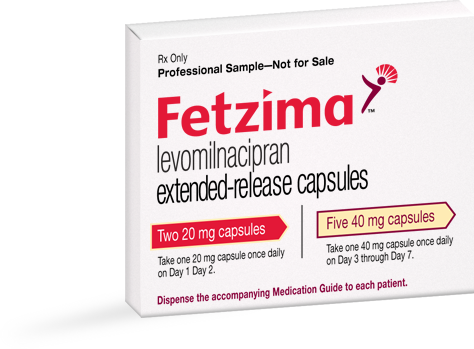 how-to-take-fetzima-sample-pack